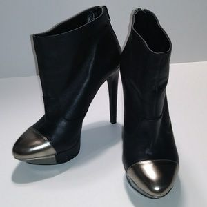 Jessica Simpson Ankle Heeled Boots
